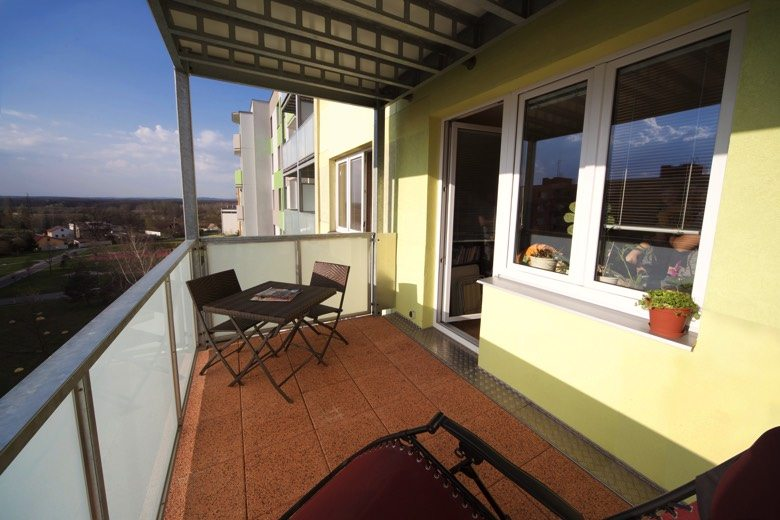 Ako vybaviť balkón?