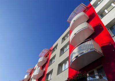 Pekstra balkon Arcus