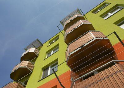 Pekstra balkon Ideal