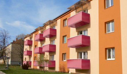 Nové typy balkónov a kotvenie