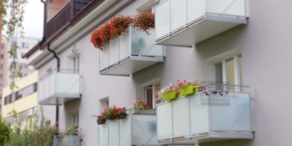 Balkónová bylinková záhradka