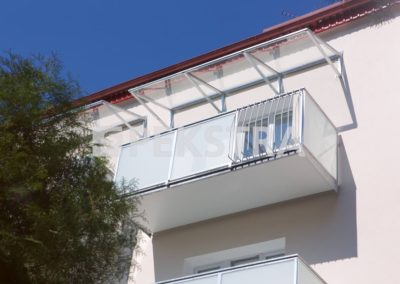 Balkony kombinace