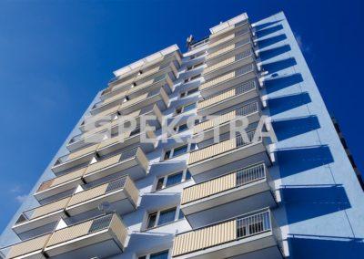 Rozšíření betonové podesty