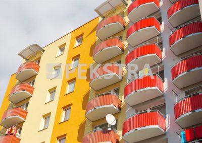 Obloukové balkony