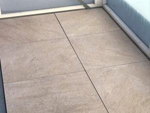 Krytie podlahy balkóna dlažba