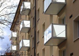 pekstra balkon bez medzery