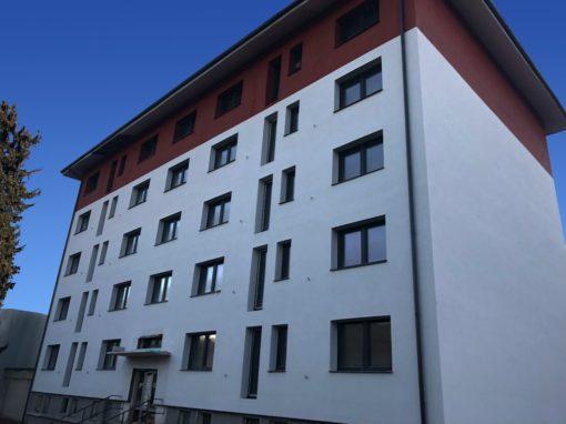 Balkóny na bytový dom