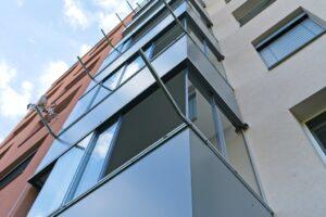 Zasklenie našich balkónov