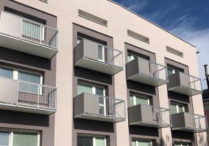 Atypické balkóny